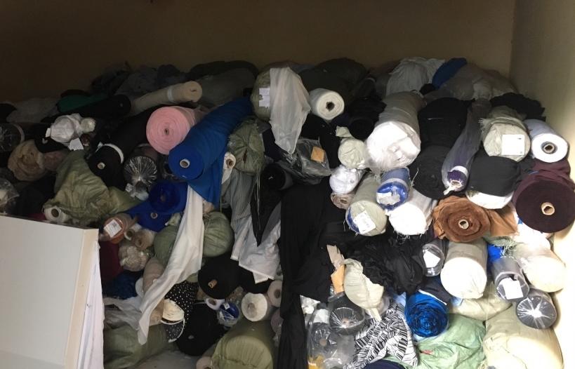 Hưng Yên: Chặn đứng xe ô tô vận chuyển 7 tấn vải nhập lậu