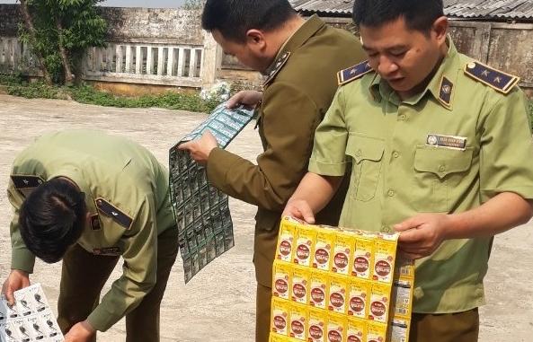 Lai Châu: Phát hiện dầu gội giả mạo nhãn hiệu Clear, Sunsilk,  Dove