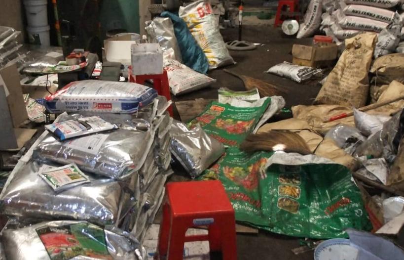 Quảng Ninh tăng cường công tác chống buôn lậu phân bón