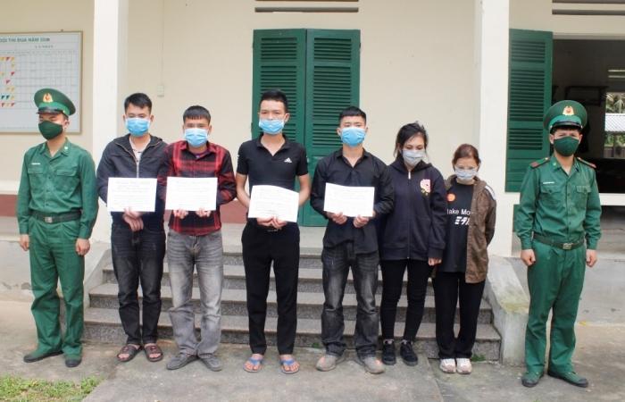 Khởi tố nhóm đối tượng đưa người xuất cảnh trái phép sang Trung Quốc