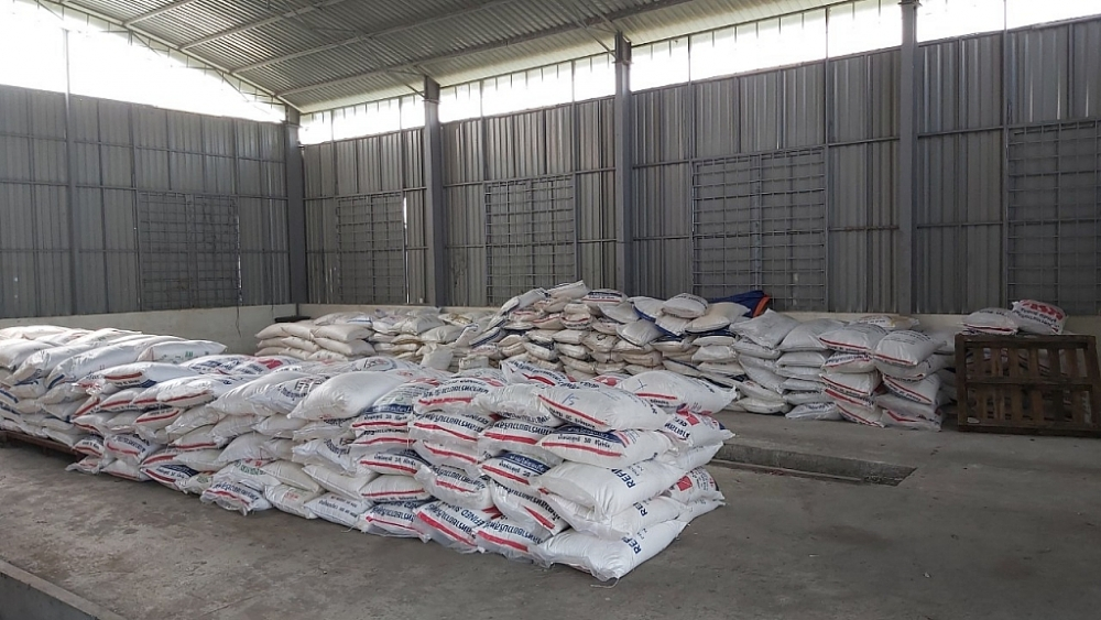 Hải quan Quảng Trị thu giữ hơn 36 tấn đường