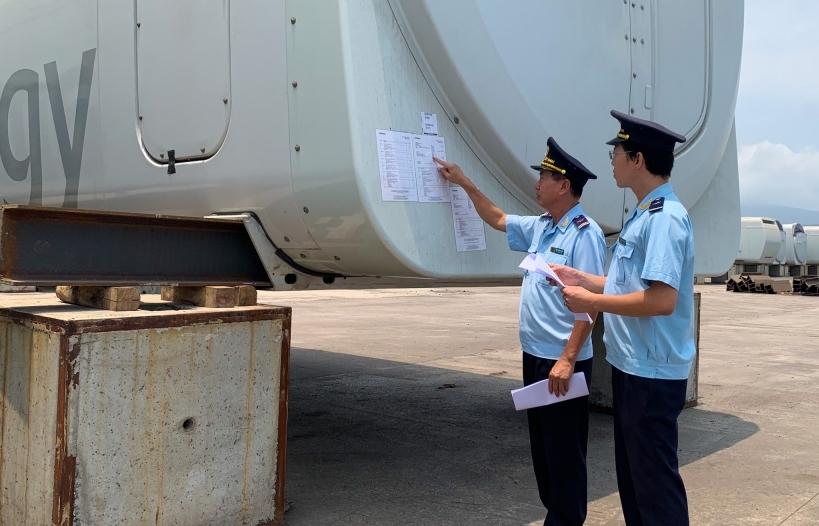 Hải quan Hòn La: Tăng thu ngân sách từ máy móc, thiết bị nhập khẩu