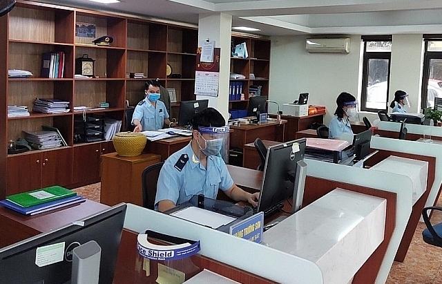 Hải quan Cẩm Phả tăng thu 543 tỷ đồng từ than nhâp khẩu