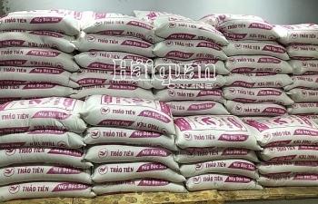 Khởi tố vụ buôn lậu hơn 14 tấn gạo