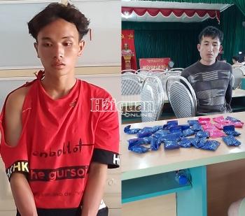 Hải quan Điện Biên phối hợp bắt 18 vụ vận chuyển ma túy