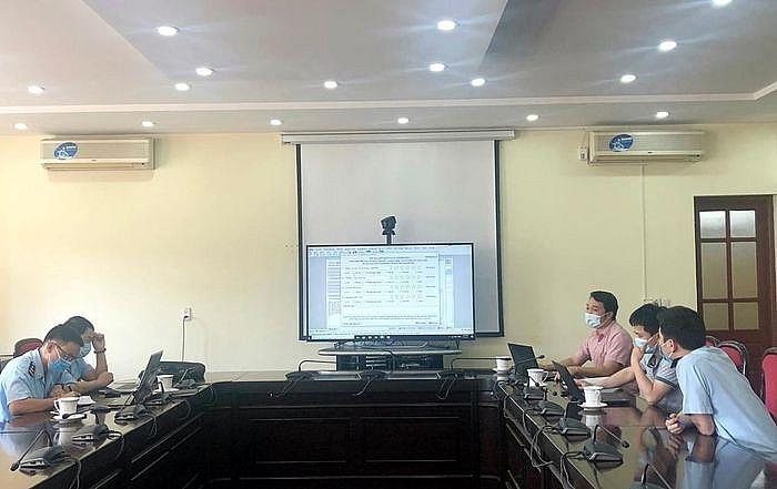 Công ty TNHH phát triển công nghệ Thái Sơn đã thực hiện hướng dẫn việc vận hành thử nghiệm Hệ thống.