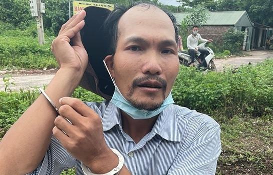 Bắt giữ đối tượng người Trung Quốc nhập cảnh trái phép