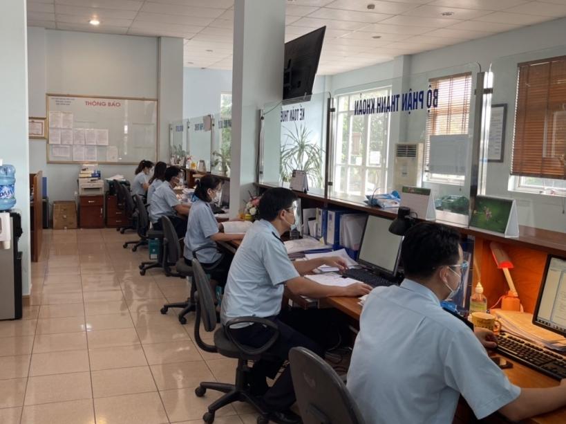 Hoạt động tại Hải quan Bắc Giang diễn ra bình thường