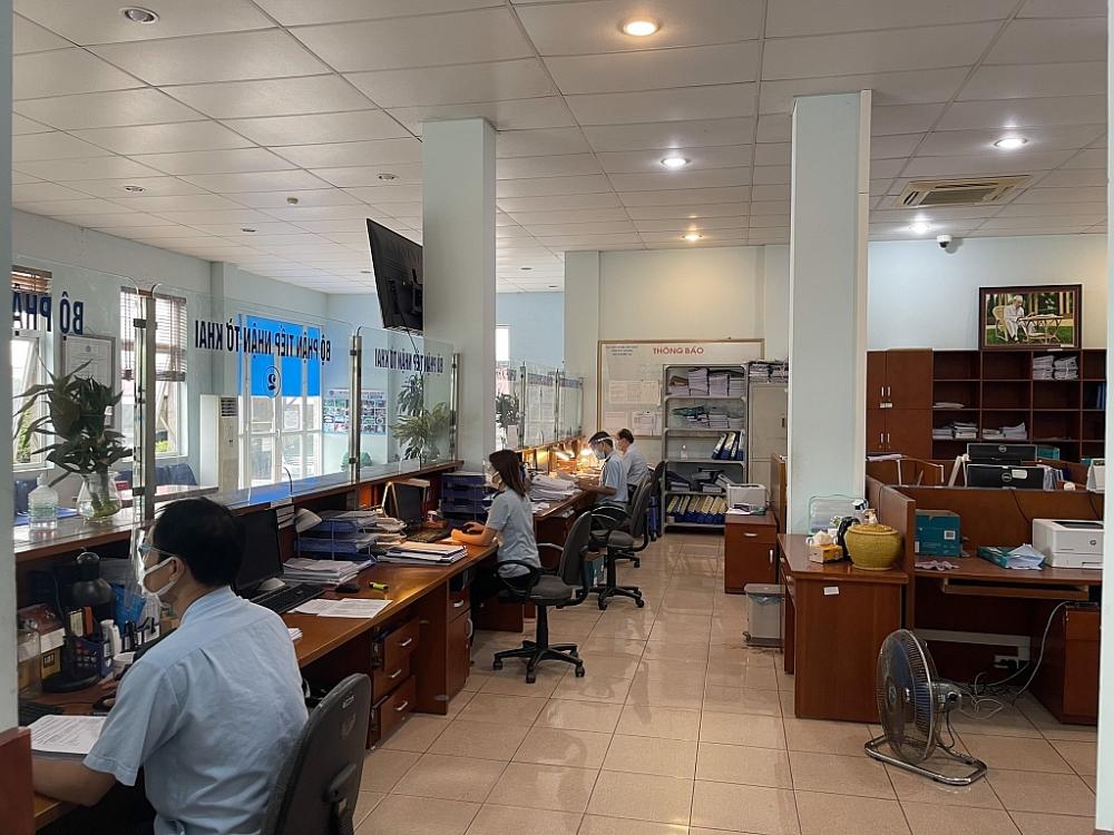 Hoạt động nghiệp vụ tại Chi cục Hải quan Quản lý các khu công nghiệp Bắc Giang (Cục Hải quan Bắc Ninh) cập nhật sáng 25/5.