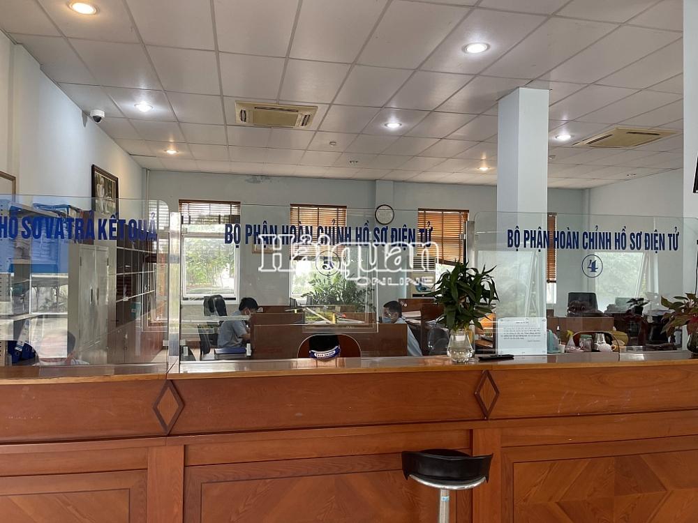 Hoạt động nghiệp vụ tại Chi cục Hải quan quản lý các khu công nghiệp Bắc Giang.