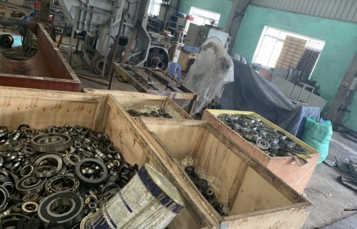 Quảng Ninh: Tiêu hủy gần 35.000 vòng bi giả mạo nhãn hiệu