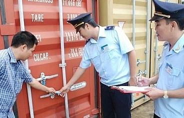 Hải quan Quảng Ninh đo thời gian giải phóng hàng ở 6/7 chi cục