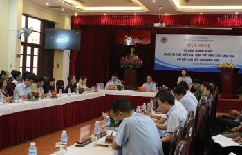 Hải quan Quảng Ninh hỗ trợ thủ tục cho 1.168 lượt doanh nghiệp