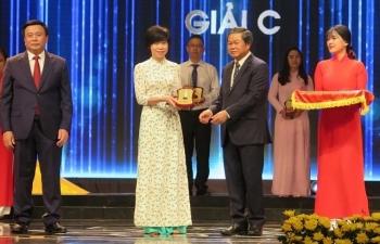 Báo Hải quan đạt Giải C-Giải Báo chí quốc gia