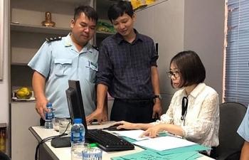 Hải quan Quảng Ninh triển khai Hệ thống VASSCM tại kho ngoại quan