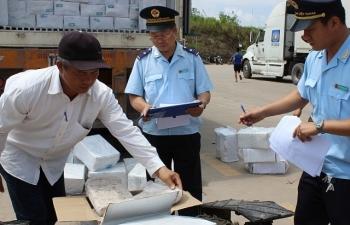 Quảng Ninh: Phát hiện thuốc bảo vệ thực vật không được sử dụng tại Việt Nam
