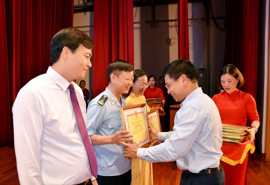 Hải quan Quảng Ninh dẫn đầu Chỉ số cải cách hành chính