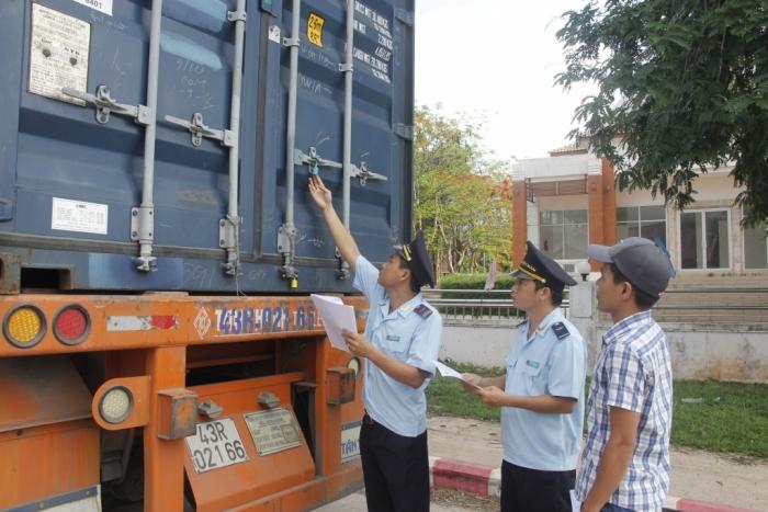 Hải quan Quảng Trị kiểm soát chặt lợn nhập khẩu