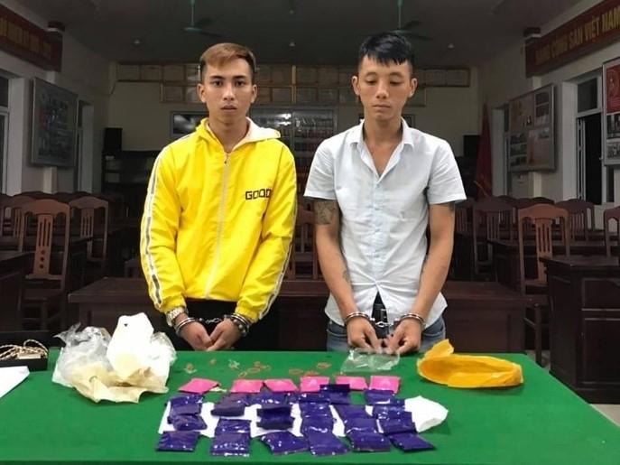 Vận chuyển thuê hơn 6.000 viên ma túy tổng hợp