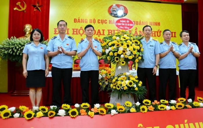 Đảng bộ Cục Hải quan Quảng Ninh chỉ đạo toàn diện các mặt công tác
