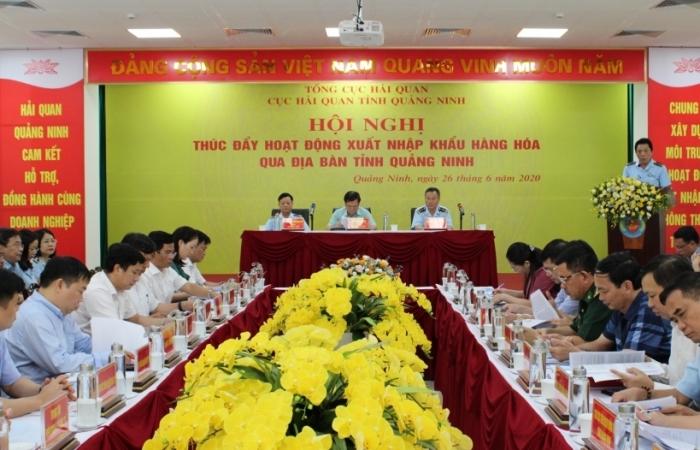 Hải quan Quảng Ninh thu ngân sách đã đạt 70,72%