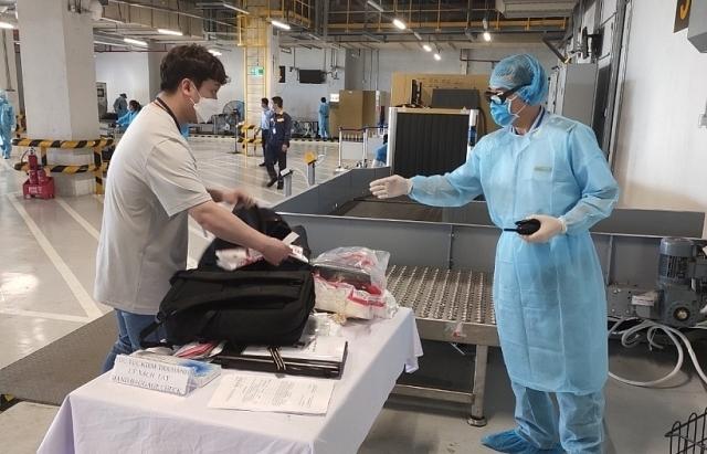 Bổ sung nhiều quy định đối với hành lý của người xuất nhập cảnh