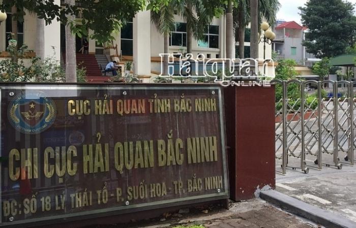 Hoạt động tại Chi cục Hải quan Bắc Ninh ổn định trở lại