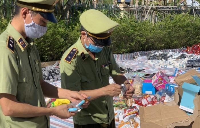 Quảng Ninh: Tiêu hủy mỹ phẩm, thuốc lá điện tử… trị giá gần 6 tỷ đồng