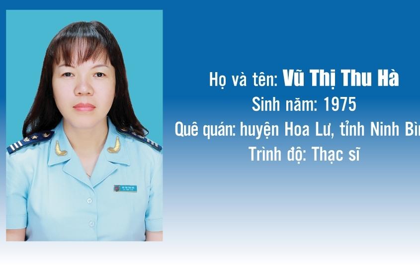 Infographics: Quá trình công tác của tân Phó Vụ trưởng Vụ Thanh tra- Kiểm tra