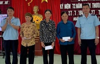 Hải quan Quảng Ninh tổ chức nhiều hoạt động dịp 27/7