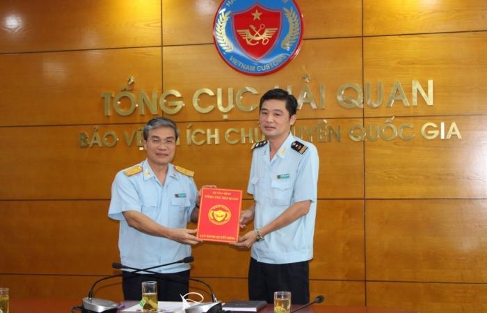 Bổ nhiệm ông Nguyễn Đức Thiện giữ chức Phó Cục trưởng Cục Hải quan Tây Ninh