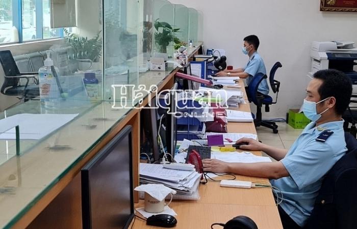 Hải quan Yên Phong thu ngân sách đạt gần 96% chỉ tiêu giao