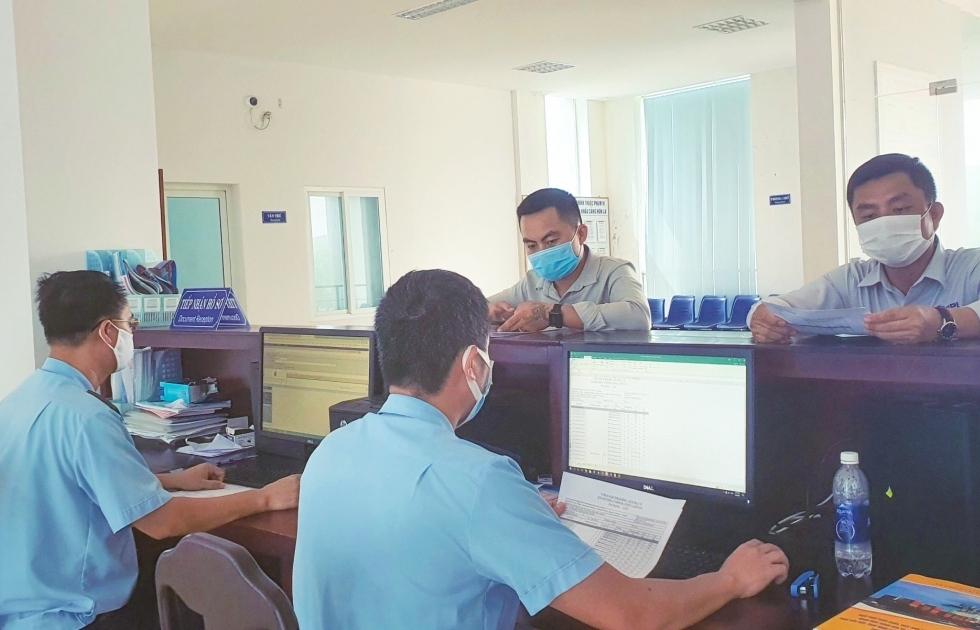 Hướng dẫn doanh nghiệp tra cứu mức độ tuân thủ trên Cổng Thông tin điện tử hải quan