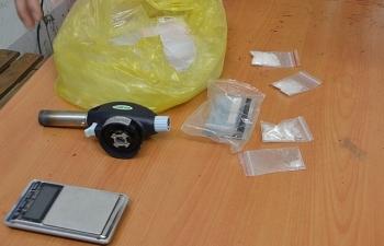 Móng Cái: Bắt giữ 48 vụ/96 đối tượng vận chuyển ma túy