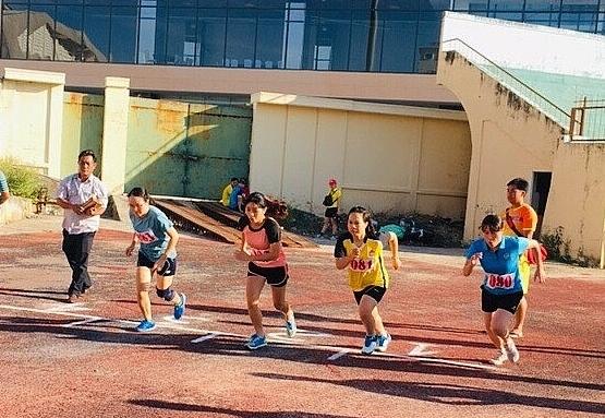Hơn 500 vận động viên tranh tài tại Hội thao Hải quan khu vực miền Trung Tây Nguyên