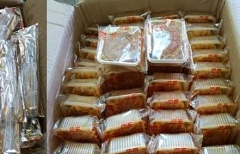 QuảngNinh: Bắt 320 chiếc bánh Trung thu Trung Quốc nhập lậu