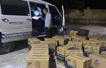 quang tri kien nghi khoi to vu van chuyen 11000 bao thuoc la