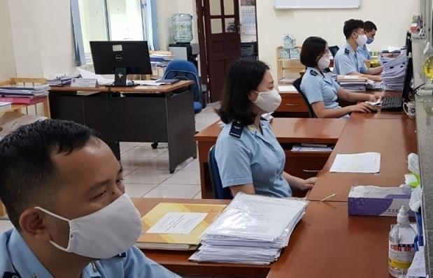 Hải quan Bắc Ninh thu ngân sách giảm 4,9%