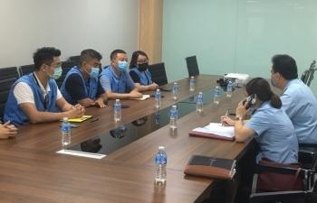 Hải quan Hòn Gai cam kết hỗ trợ, đồng hành cùng doanh nghiệp