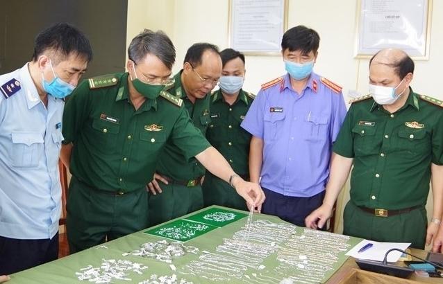 Bộ trưởng Hồ Đức Phớc gửi thư khen lực lượng bắt giữ lô kim cương tại cảng Hải Phòng
