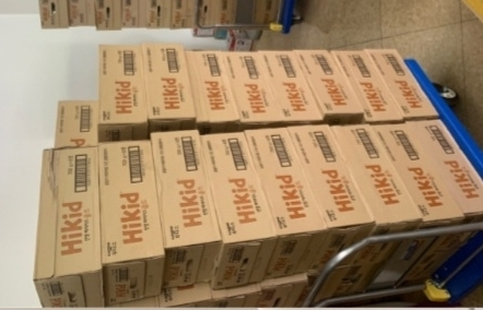 Hà Nội: Lại phát hiện điểm tập kết mỹ phẩm, thực phẩm… có dấu hiệu nhập lậu