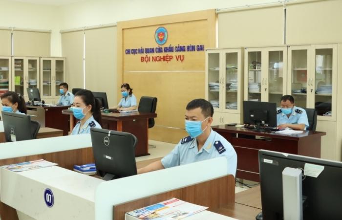 Hải quan Quảng Ninh phấn đấu thu ngân sách đạt 11.500 tỷ đồng