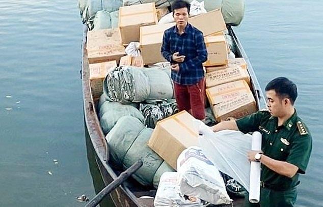 mong cai phat hien do sat cho mot luong lon hang khong giay to