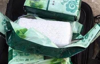 Hải quan Quảng Ninh phối hợp bắt gần 5kg ketamin