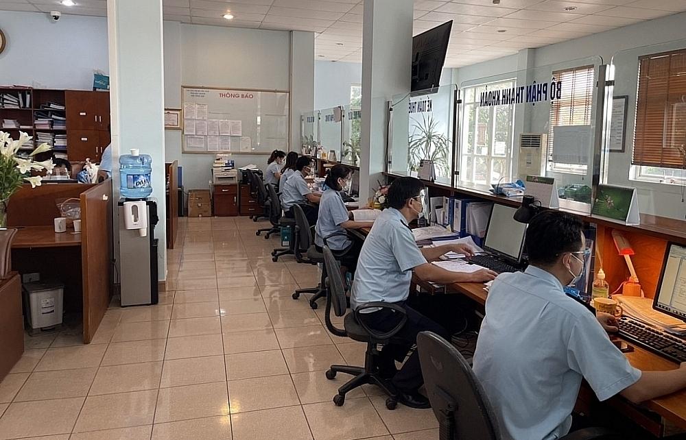 Kim ngạch xuất nhập khẩu qua Hải quan Bắc Giang tăng hơn 41%