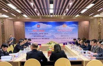 Hội đàm hợp tác hải quan Việt - Lào để trao đổi thông tin nghiệp vụ