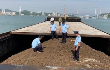 Gom hơn 5.000 tấn quặng không giấy tờ, một doanh nghiệp nhận mức phạt cao nhất