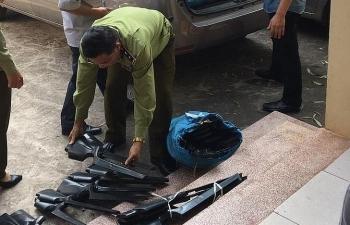 Bắc Giang: Khống chế đối tượng chế tạo đạn chì dùng cho súng hơi