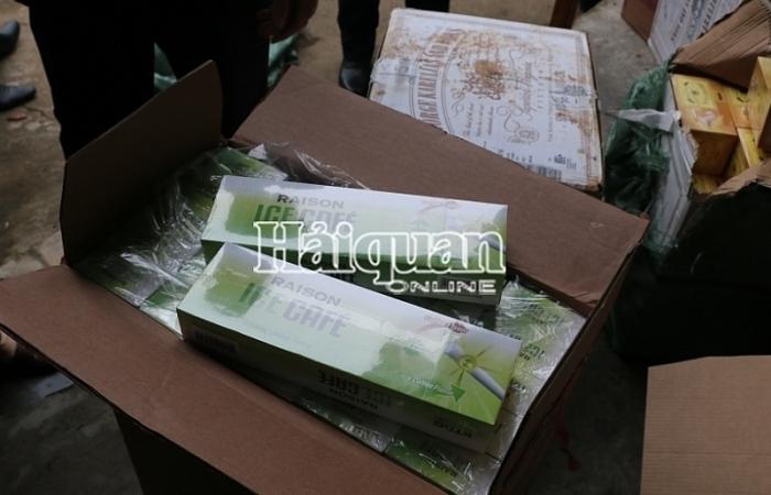 Quảng Trị: Khởi tố vụ vận chuyển 7.500 bao thuốc lá lậu