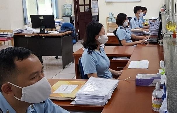 Hải quan Bắc Ninh nộp ngân sách hơn 8 tỷ đồng từ xử lý vi phạm